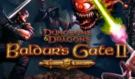 Baldur's Gate II: Enhanced Edition PC Game