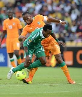 Hasil Piala Afrika 2013