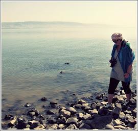 Tankefull ved Genesaretssjøen