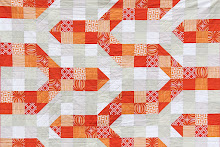 Mod Chevron Quilt Tutorial