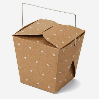 Designer Creations Takeout Box