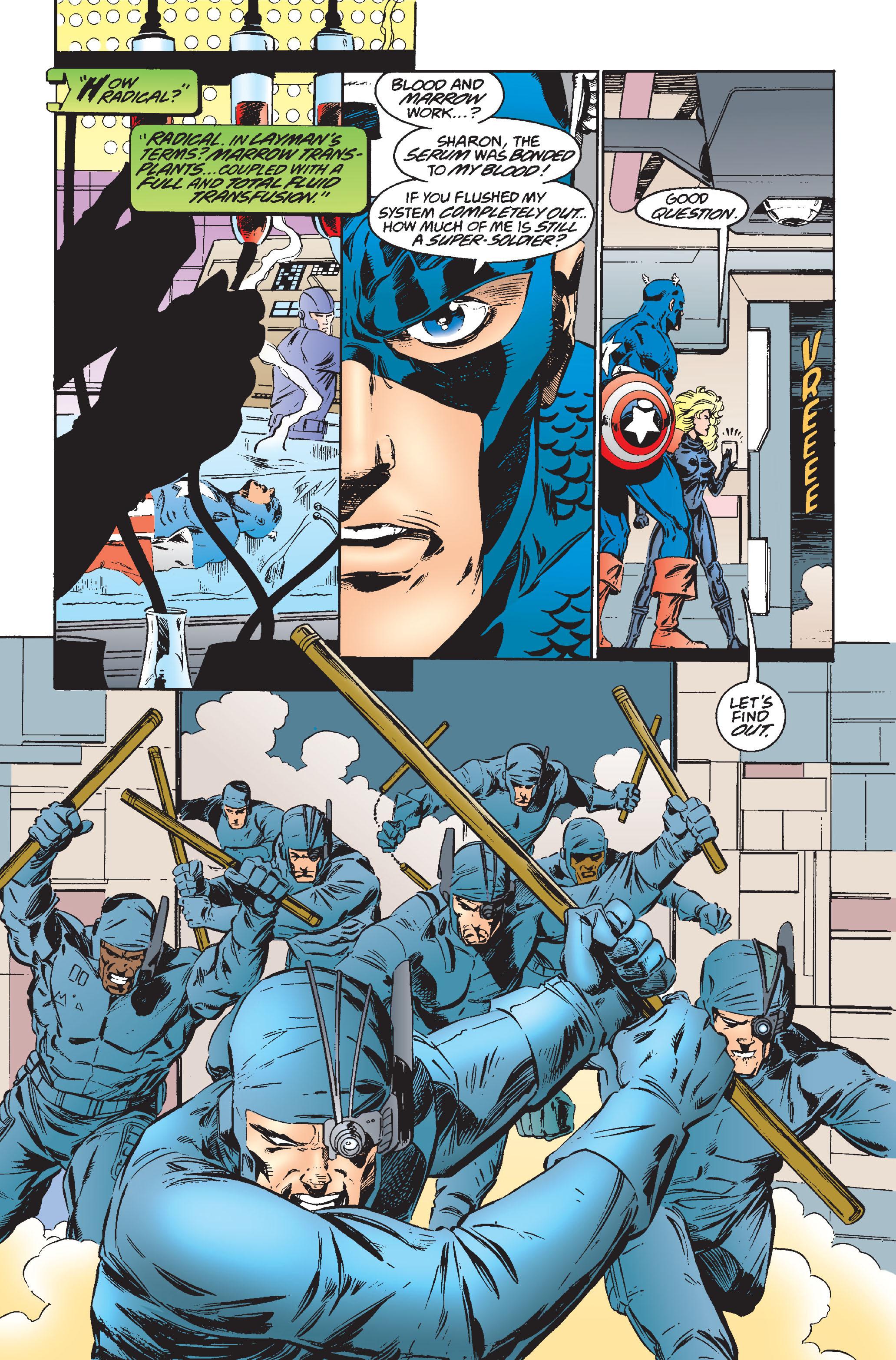Captain America (1968) Issue #445 #399 - English 10