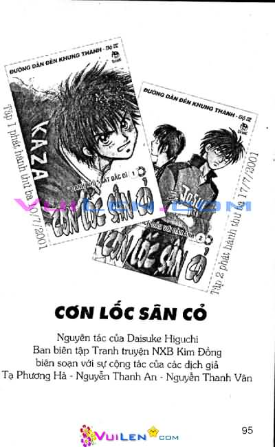 Jindodinho - Đường Dẫn Đến Khung Thành III Tập 68 page 97 Congtruyen24h