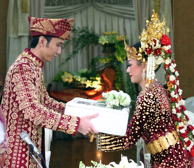 Ibas aliya wedding