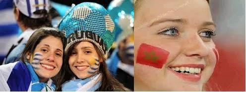 المغرب و الارغواي