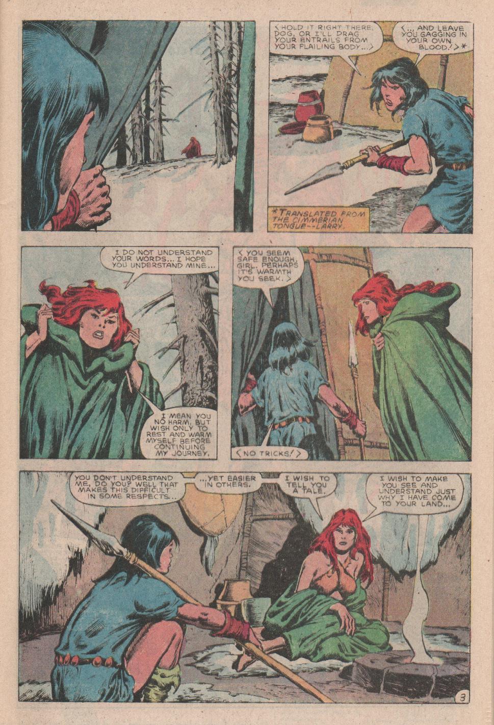 Conan the Barbarian (1970) Issue #178 #190 - English 4