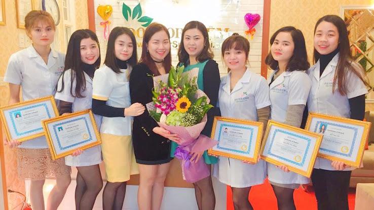 Doctor Kiệm Spa Academy - Dậy nghề thẩm mỹ - Chắp cánh ước mơ