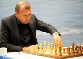 Échecs : Ivan Sokolov - Photo © Tata Steel