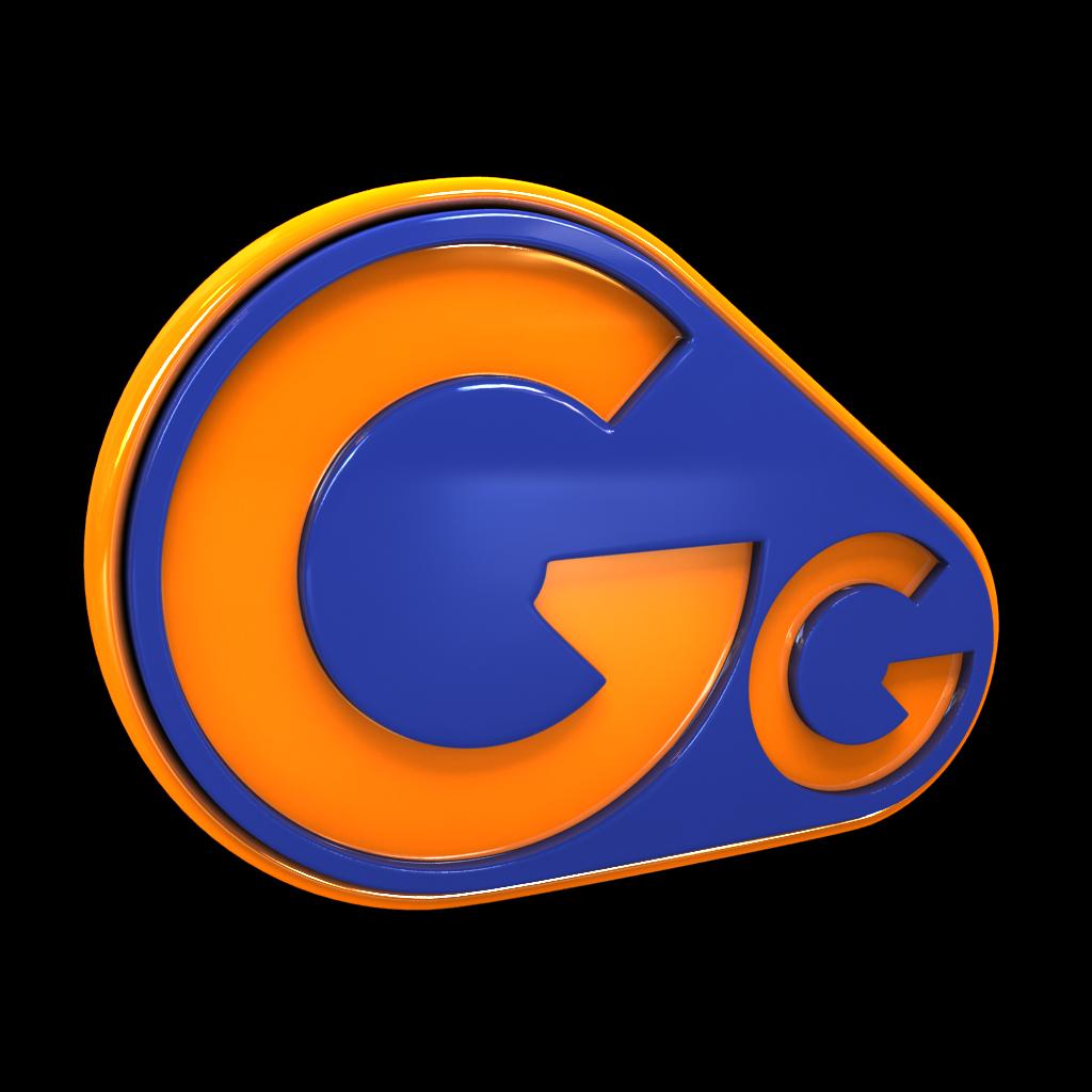 ANIMATION WORK BY MANAS TUDU: GG Logo Design (2012)