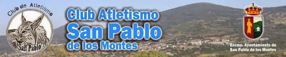 CLUB ATLETISMO SAN PABLO DE LOS MONTES