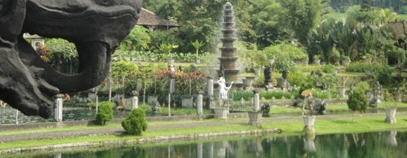 Tirtha Gangga Water Garden (Palace) - Karangasem, Bali, Holidays, Tours, Attractions