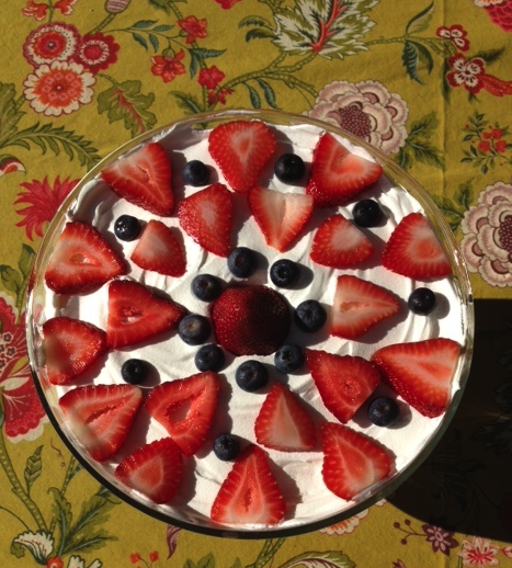 ... red+white+and+blue+dessert+no+bake+angel+food+cake+trifle+healthy