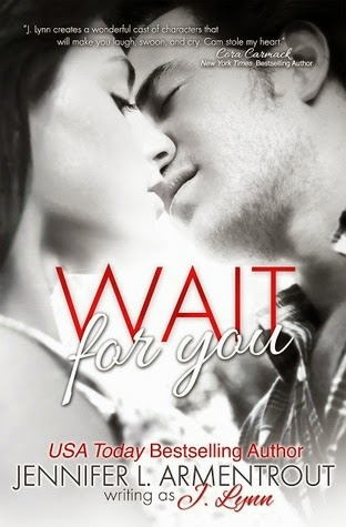 Wait for You book cover