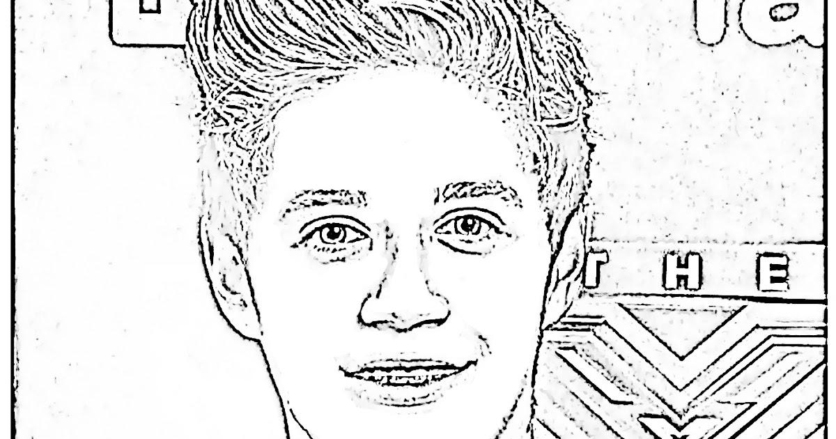 one direction coloring pages niall squid army one direction coloring book pages niall coloring pages printable