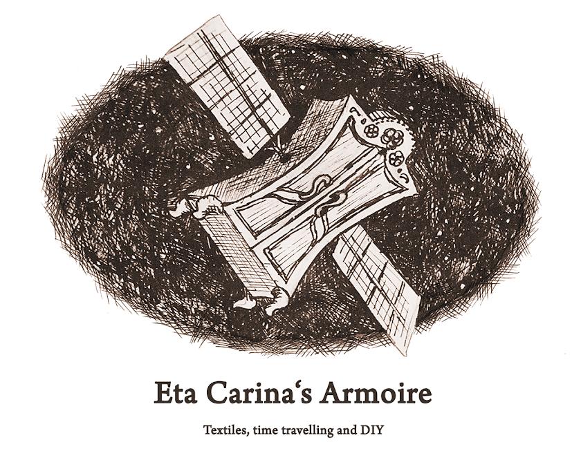 Eta Carina's Armoire