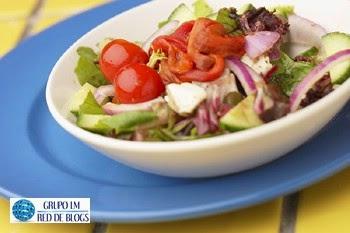 Incluye variedad de verduras en tu dieta