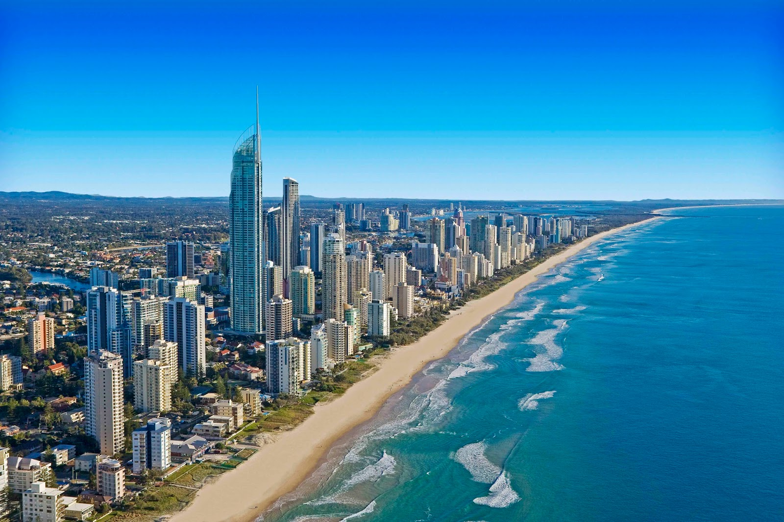 NSW RADIO AND COMMUNICATIONS - by Michael Bailey: GOLD COAST