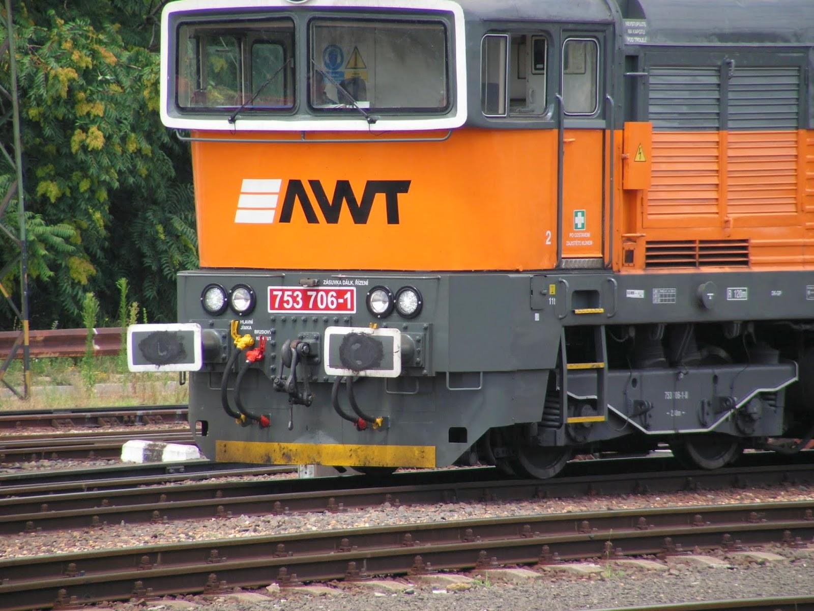 Diesel mozdonyok