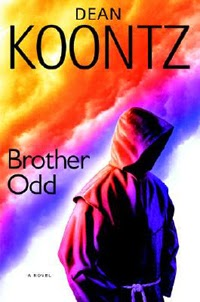 Portada original de Brother Odd, de Dean Koontz