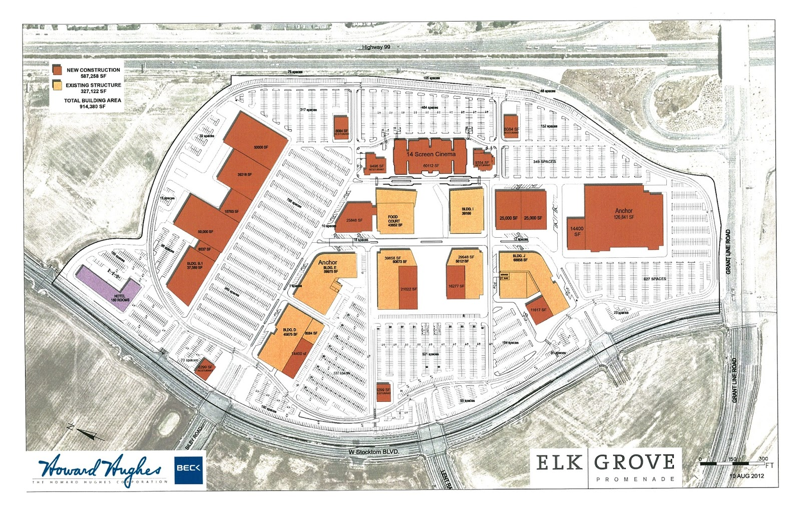 Elk Grove City Council Approves Mall Re-design, But Litigation Could Stall Project
