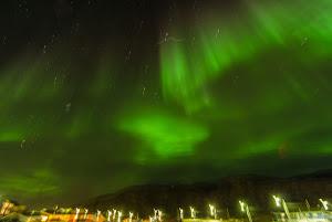Northen Lights, Kangerlussuaq, Greenland