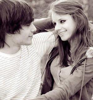 very cute couple