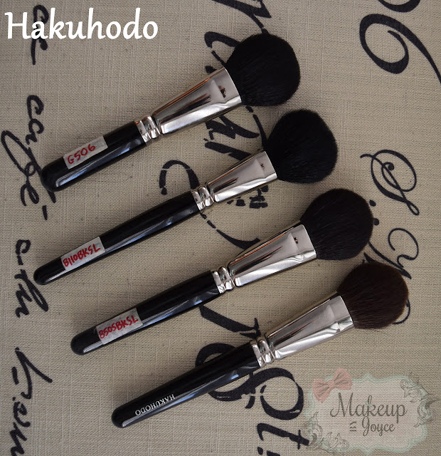 Hakuhodo B110 Brush Review