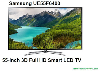 Samsung UE55F6400 review
