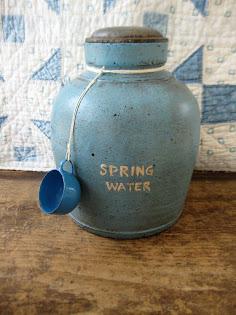 spring water crock