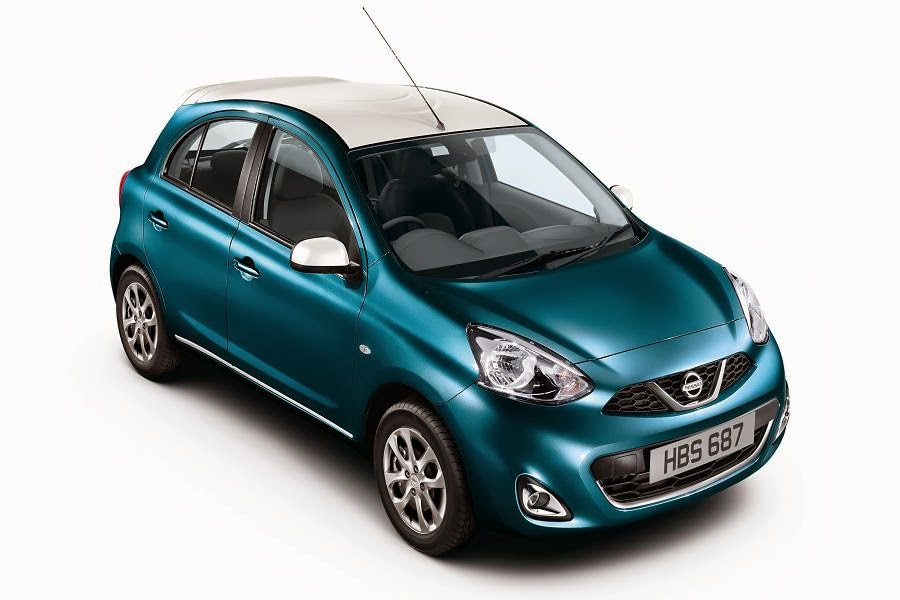 Nissan Micra Limited Edition (2014) Front Side 1