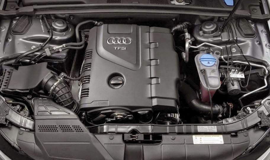 2016 AUDI A4 Engine