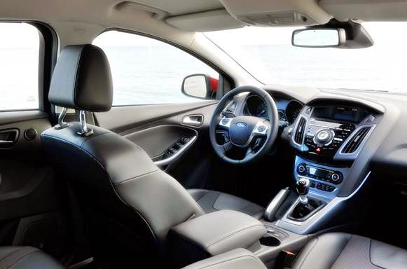 Ford Focus Diesel Estate 1.6 TDCi Titanium Navigator Econetic 5dr
