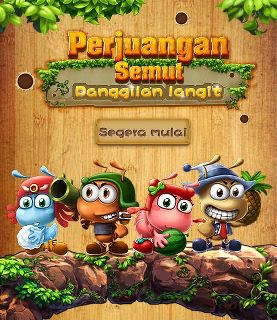 Cheat Level 12 Senjata Perjuangan Semut 2013