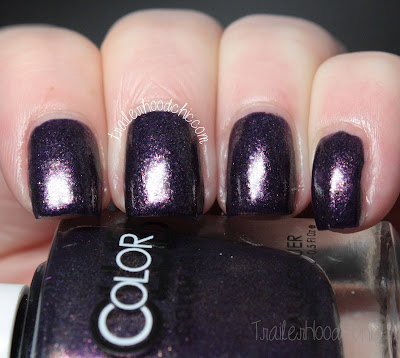 color club girl about town the uptown swatch