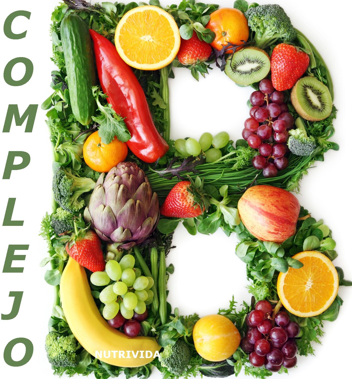 Nutrivida salud en casa complejo b energia y salud for La b b
