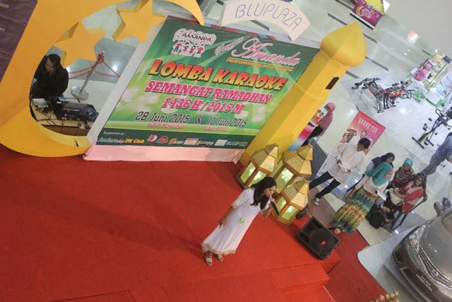 MULTI NUSANTARA KARYA @ Dekorasi Ramadhan, Blu Plaza, 17 Juni 2015