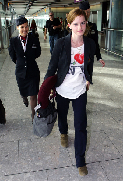Travel Fashion❉Emma Watson