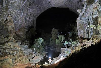 Caverna Terra Ronca – Goiás
