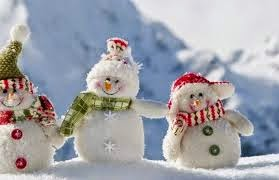 ¡Me encanta el invierno!
