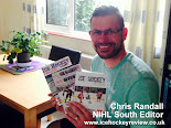 Chris Randall - NIHL South Editor