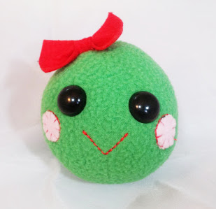 Sweet Pea Stuffed Toy                                                                                                            at mygofer.com