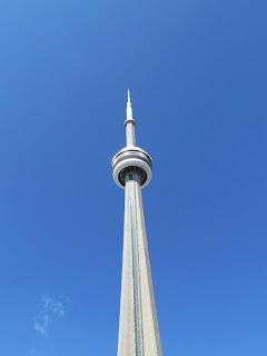 canada toronto CN tower