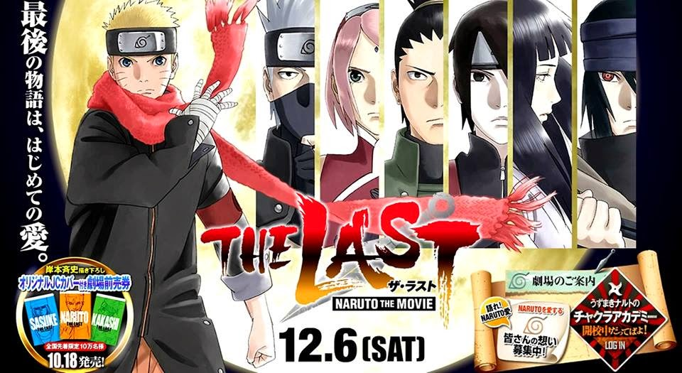 Its On Japanese And I Got Curious So I Watched It What Could It Be Its The Trailer Of The Last Naruto The Movie