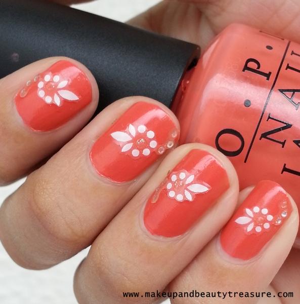 Makeup and Beauty Treasure: Joby Nail Art Stickers \'White Jewelry ...