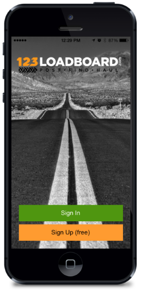 Freight Mobile App