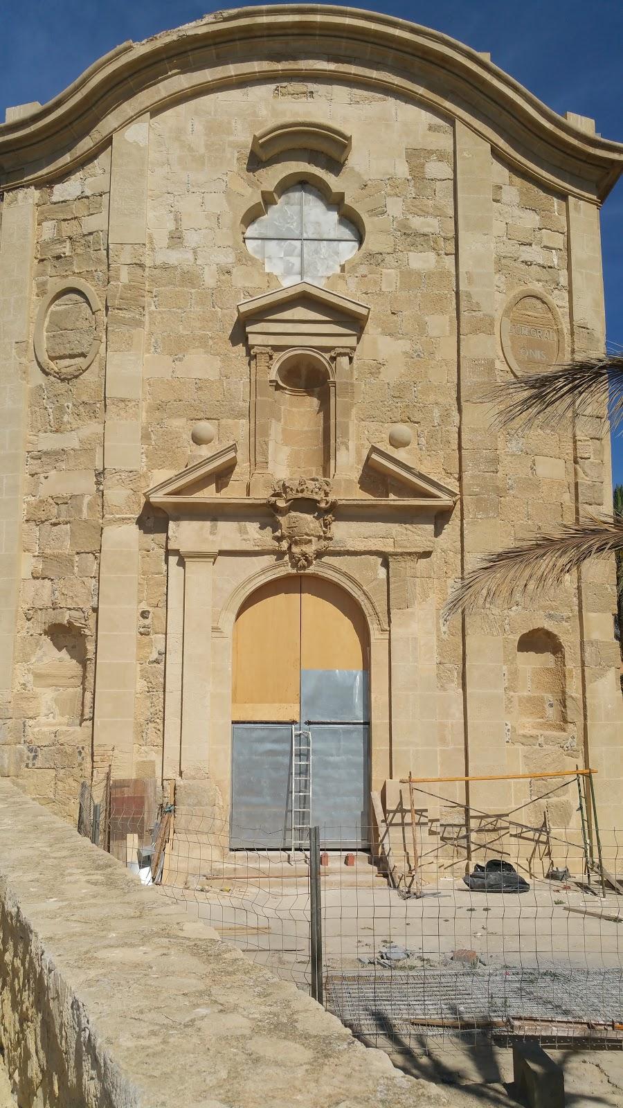 iglesia nueva tabarca