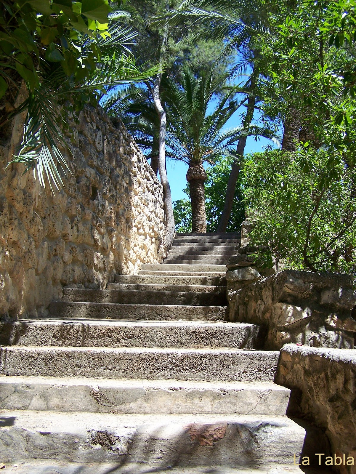 Parc de San Vicent: un oasis en Llíria