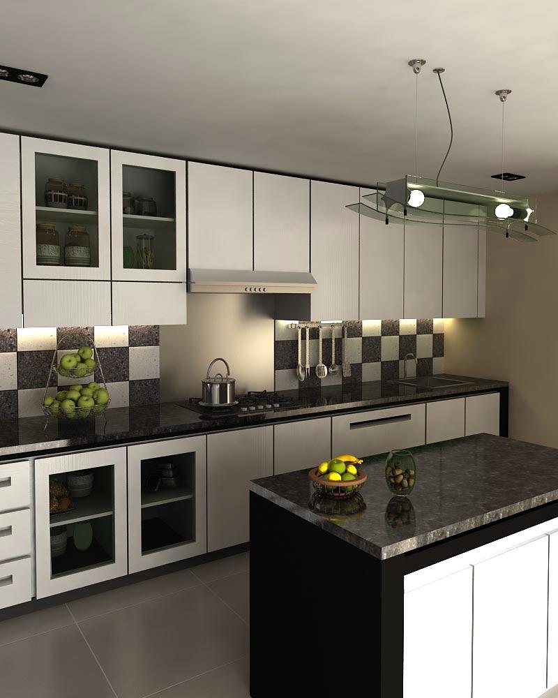 tips memilih desain dapur minimalis untuk ruangan yang