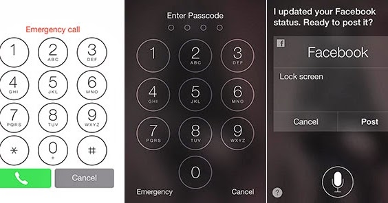 Second iOS 7 Lockscreen vulnerability lets intruders to make calls ...