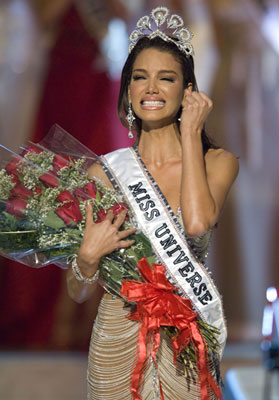2006  Picture Singapore Universe on Miss Puerto Rico Wins Miss Universe